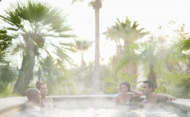 Relax and Glow at Glen Ivy